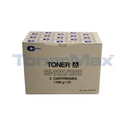 COPYSTAR CS-2018 TONER BLACK